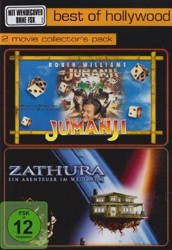 Jumanji/Zathura - Best of Hollywood/2 Movie Collector's Pack [2 DVDs]