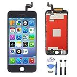 EXW iPhone 6S (4.7) Pantalla LCD Pantalla Táctil de Repuesto y y Separador digitalizador de para iPhone 6S Negro