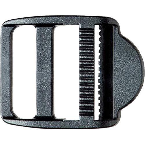 Prym 416390 - Klemm-Leiterschnallen KST 25 mm schwarz