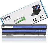 FSKE® 71R31 M5Y0X N3X1D 8858X NHXVW T54FJ Akku für Dell Latitude E6420 E6440 E6430 E5430 E6530 E5530 E6520 E5520 Dell Inspiron 7520 5720 Vostro 3460 3450 Notebook Battery, 11.1V 4400mAh 6-Zelle