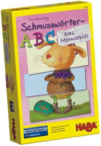 Haba 4523 - Schmusewörter ABC