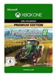 Landwirtschafts-Simulator 17 Premium Edition [Xbox One - Download Code]