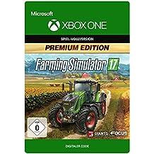 Landwirtschafts-Simulator 17 Premium Edition [Xbox One - Download Code]