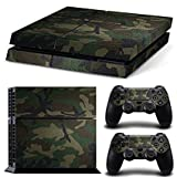 Yizhi Fashion Style Decal Skin Sticker per Playstation 4 PS4 Console+Controllers