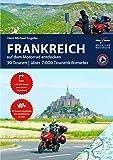 Motorrad Reiseführer Frankreich: BikerBetten Motorradreisebuch