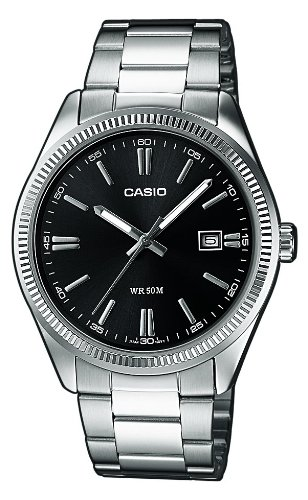 Casio Collection MTP-1302D-1A1VEF Orologio da polso, Uomo