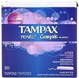 Tampax Pearl Compak Plastic Lites / Ligh...