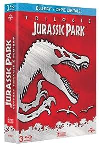Jurassic Park Trilogie [Blu-ray + Copie digitale]