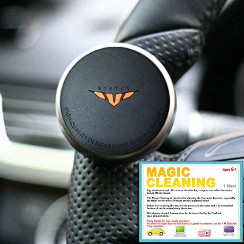 status-power-handle-status-mini-or-status-star-car-steering-wheel-knob-vehicle-accessory-knob-simple