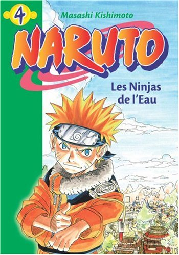 Naruto - Roman Vol.4