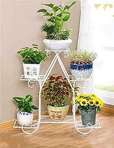 porte fleurs porte fleurs tag re fleurs de style europ en en fer forg tag re de plantes. Black Bedroom Furniture Sets. Home Design Ideas