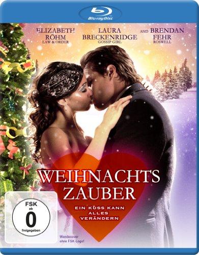 Weihnachtszauber - Ein Kuss kann alles verändern [Blu-ray]