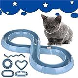 LianLe Kitten Katze Sense Spielschiene Scratch Roller Schaltkreis Spielzeug Spiel