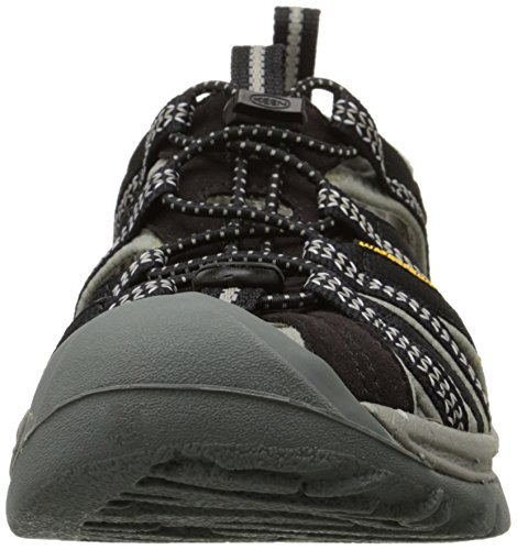 Keen Whisper W, Sandali da Arrampicata Donna Nero (Black/neutral Gray)