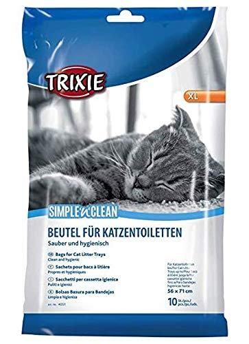 Trixie Sac à poubelle 6 Pack (60 sacs)
