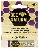 Bee Natural Lippenbalsam - Acai Berry 12er Pack