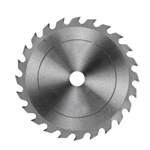 Scheppach 7901805701 Zubehör Säge Sägeblatt, passend für die Tauchsäge PL285, Vollholz, Laminat und Kunststoffe, Durchmesser 89 x 10 mm, HW 24 Z
