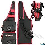 Nomura Narita Front Bag Pack 60 x 18 x 12 cm Carryall Luggage Limited Edition Kunstködertasche...