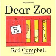 Dear Zoo Mini Edition: Written by Rod Campbell, 2009 Edition, (1st Edition) Publisher: Campbell Books [Hardcover]