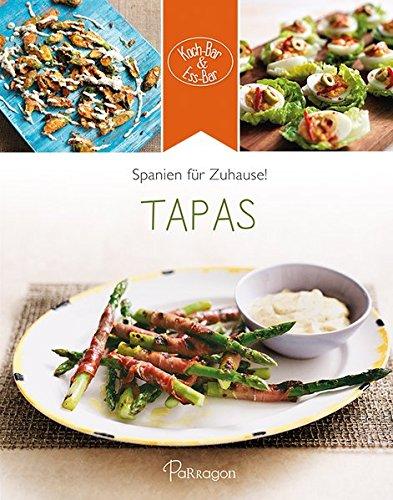 Koch-Bar & Ess-Bar - Spanien für Zuhause! Tapas (Ess-paket)