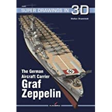 German Aircraft Carrier Graf Zeppelin (Super Drawings in 3D)