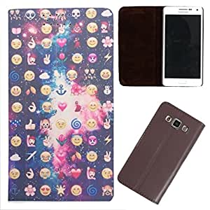 DooDa - For Nokia Asha 310 PU Leather Designer Fashionable Fancy Flip Case Cover Pouch With Smooth Inner Velvet