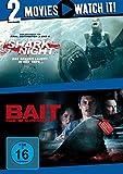 Shark Night - Das Grauen lauert in der Tiefe / Bait - Haie im Supermarkt [2 DVDs]