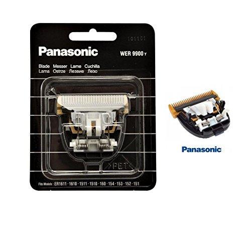 Panasonic HAIRCLIPPER recortador Replacement Blade Quién 9900y for er1611ergp80er1610er1512er1511er1510ER160ER154ER153ER152ER151by Panasonic