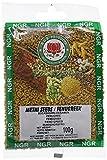 Ngr Bockshornkleesamen (Methi Seeds), 15er Pack (15 x 100 g)