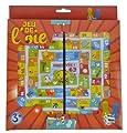 Mercier Toys Jeu de l'oie de Voyage, 50570, Multicolore