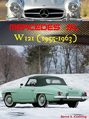 mercedes-190-sl-the-iconic-sl-book-2-english-edition