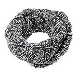 Bambini inverno maglia sciarpa a vento scialle collo fazzoletto sciarpa collo caldo infinito sciarpa snood ragazze ragazzi ragazze filato di lana all'uncinetto colletto in pizzo muffle per 2-12 anni