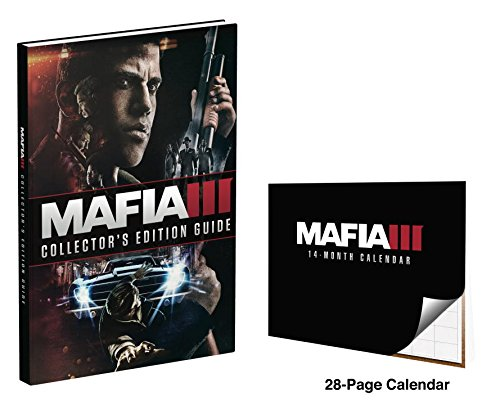 Mafia III: Prima Collector's Edition Guide..