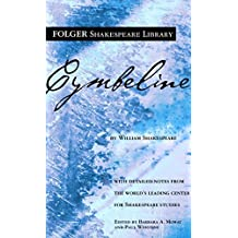 Cymbeline (Folger Shakespeare Library) by William Shakespeare (2003-06-02)