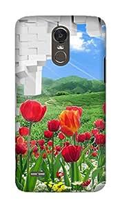 Wow 3D Printed Designer Mobile Case Back Cover for LG Stylus 3/Stylus 3