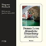 Heimliche Versuchung: Commissario Brunettis siebenundzwanzigster Fall (Diogenes Hörbuch, Band 27)