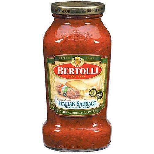 bertolli-italian-sausage-garlic-romano-pasta-sauce-24oz-pack-of-3-by-bertolli