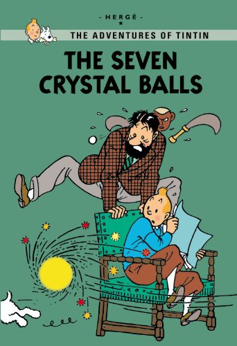 The Seven Crystal Balls (Adventures of Tintin) por Herge