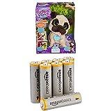 Hasbro FurReal Friends B0449EU6- JJ, mein hopsender Mops, elektronisches Haustier mit AmazonBasics Batterien