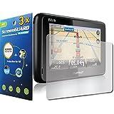 "GuarmorShield 3x Tomtom PRO 9150715051505.0""Truck Live GPS Premium claro LCD Protector de pantalla protector para kits de película (sin cortar, paquete por GUARMOR)"