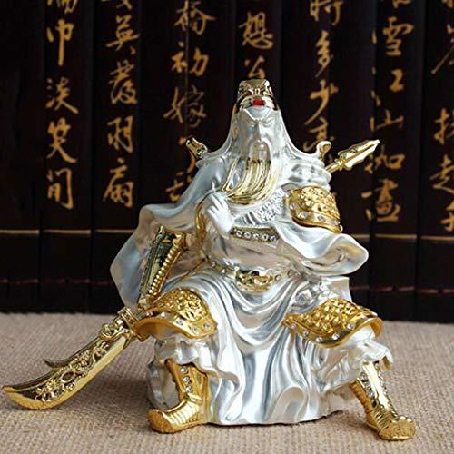 Autodekoration Guan Yu Ornamente Thanksgiving Weihnachtsdekoration Wohnzimmer Büro Schlafzimmer Dekoration Autodekoration