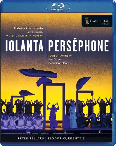 Bild von Tschaikowski: Iolanta / Strawinsky: Persephone [Blu-ray]