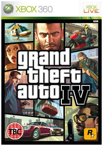 Grand Theft Auto IV: Special Edition (Xbox 360) by Rockstar (Edition 4 Gta Limited)