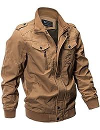 Suchergebnis auf Amazon.de für  Military Jacke - Herren  Bekleidung d1f2a7703c