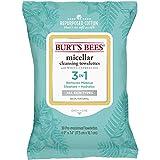 Burt's Bees Mizellen Gesichtsreinigungstücher, 1er Pack (1 x 70 g)