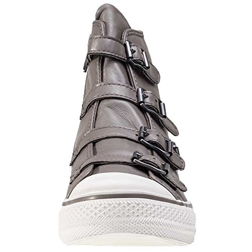 Damen Natives Perkish Black trainer Ash Top High 87qwxUad6