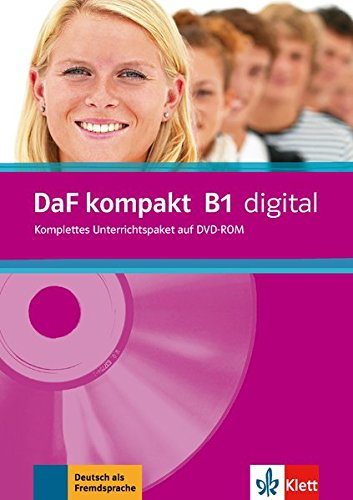 Daf kompakt. B1. Per le Scuole superiori. DVD-ROM