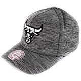 Mitchell & Ness Snapback 110 Chicago Bulls Curved Melange
