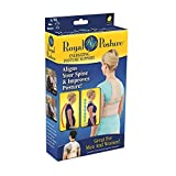 Royal Posture by BulbHead (L/XL) - The Amazing Back Support Belt that...