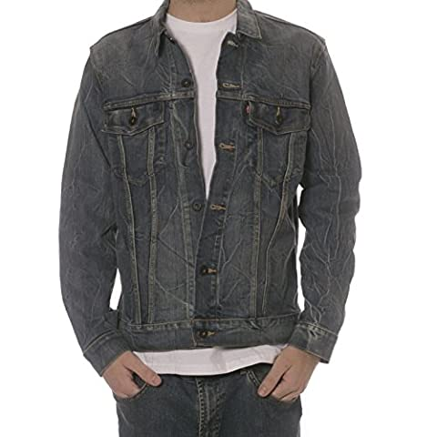 Levis Skate Trucker Series Battery Washed S